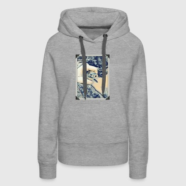 Fish Out Of Water - Women's Premium Hoodie