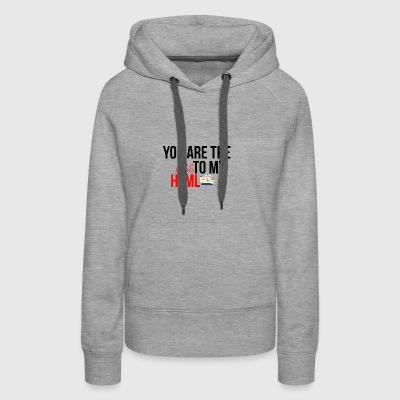 You are the CSS to my HTML - Women's Premium Hoodie