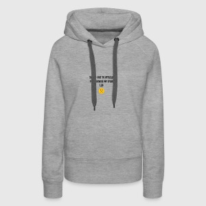 Shout-out to myself - Women's Premium Hoodie