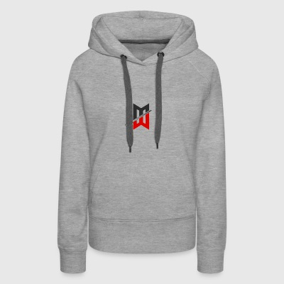 The Medieval World logo - Women's Premium Hoodie