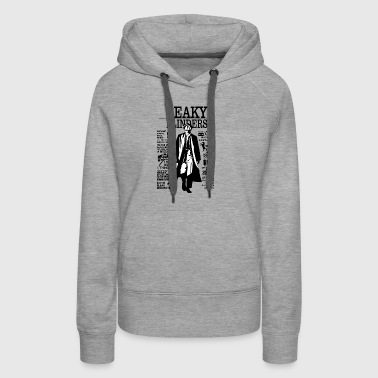 Tommy Shelby Quotes - Women's Premium Hoodie