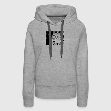 New Design Imaginary Mime Trap Best Seller - Women's Premium Hoodie
