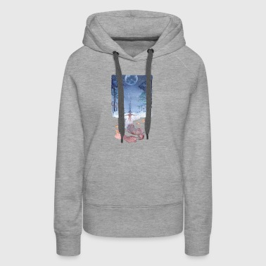 All things have a past - Women's Premium Hoodie