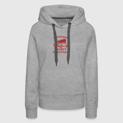 Christmas Vacation Griswold - Women's Premium Hoodie