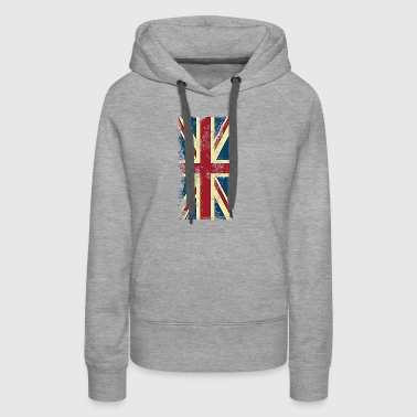 british flag union - Women's Premium Hoodie