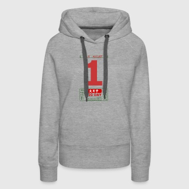 Big Day - Women's Premium Hoodie