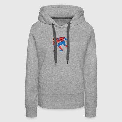 Chris has attained hero status - Women's Premium Hoodie
