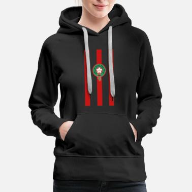 Shrine Tee shirt Morocco - Women's Premium Hoodie
