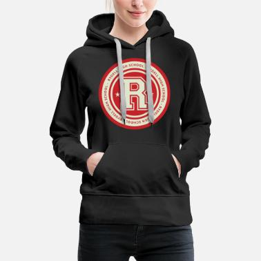 Rydell High School Grease danny zuko - Women's Premium Hoodie