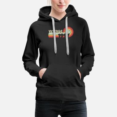 Old School 1997 Vintage Product, Birthday Gift Tee. Retro - Women's Premium Hoodie