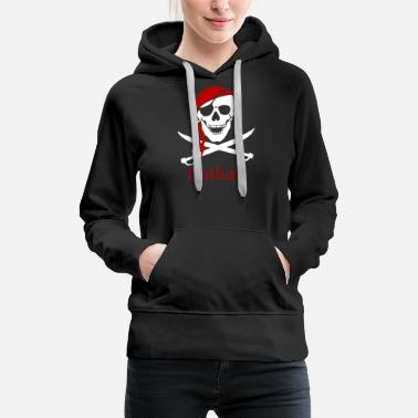Personalized Pirate Personalized pirate - Women's Premium Hoodie
