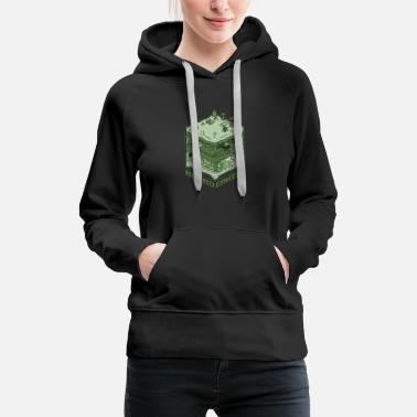 Retro Gaming Retro Gaming - Women's Premium Hoodie
