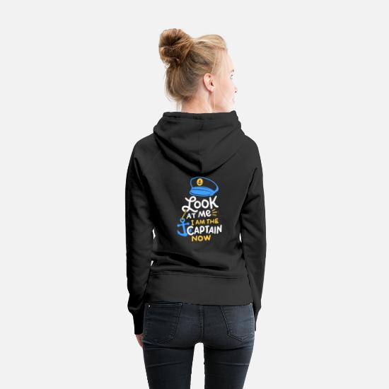 Boats Hoodies & Sweatshirts - Boating - Women's Premium Hoodie black