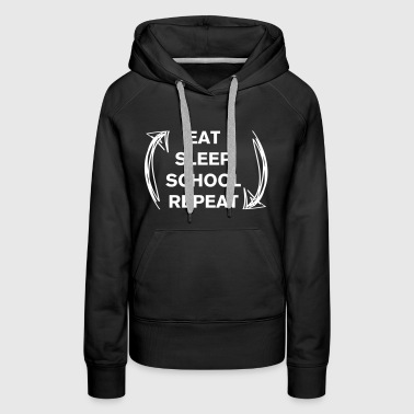Back to School - Women's Premium Hoodie