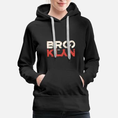 Brooklyn NYC - Women's Premium Hoodie