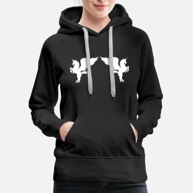 Mythical Creature mythical creatures - Women's Premium Hoodie