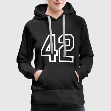 Forty forty-two - Women's Premium Hoodie