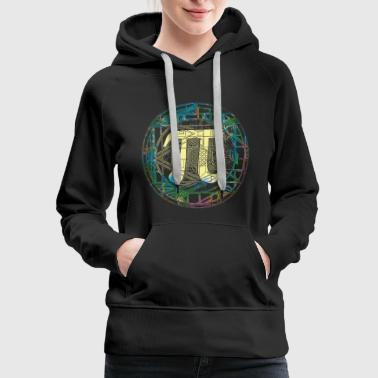 Everyday should be Pi Day - Women's Premium Hoodie