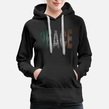 Irish Music Irish - Women's Premium Hoodie
