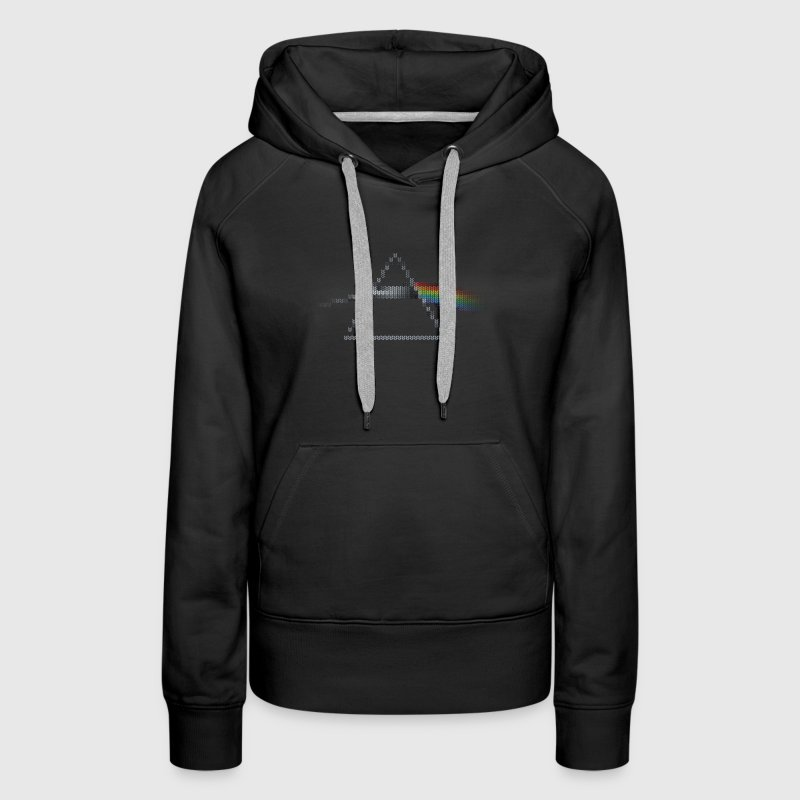 The Dark Side of The Ugly Christmas Sweater  - Women's Premium Hoodie