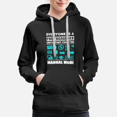 Photography Shirt - Women's Premium Hoodie