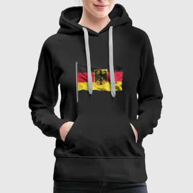 Germany Flag Germany Flag - Women's Premium Hoodie