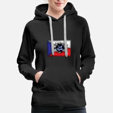 Czech Republic Czech Republic - Women's Premium Hoodie