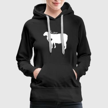 Sheep Shirt - Women's Premium Hoodie