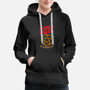 Equinox Mabon 2018 blessed be witch autumn equinox gift - Women's Premium Hoodie