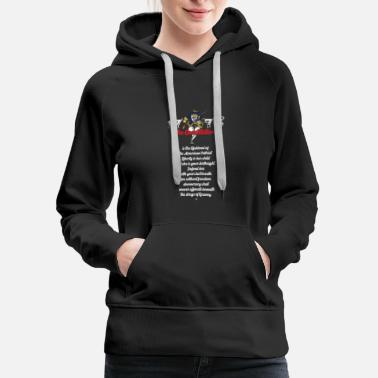 Constitution The Constitution - Women's Premium Hoodie