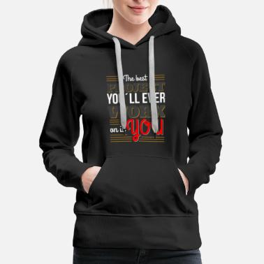 Project The best Project - Women's Premium Hoodie