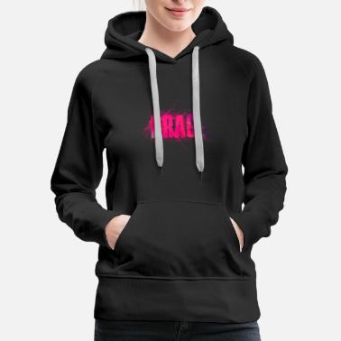 Word Prag Capital City - Women's Premium Hoodie