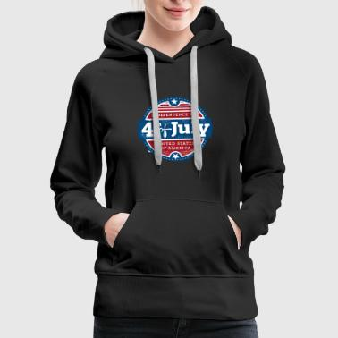 Independence Day - Women's Premium Hoodie