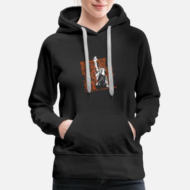 New-york-city New York City - Women's Premium Hoodie