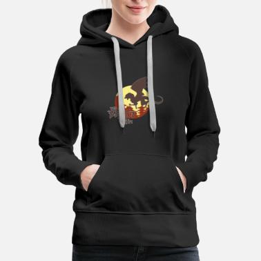 Beast The Beast of Beasts - Women's Premium Hoodie