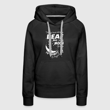 Girl Loves Someone Deaf - Women's Premium Hoodie