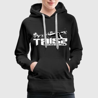 World War Ii Ta152 - Women's Premium Hoodie
