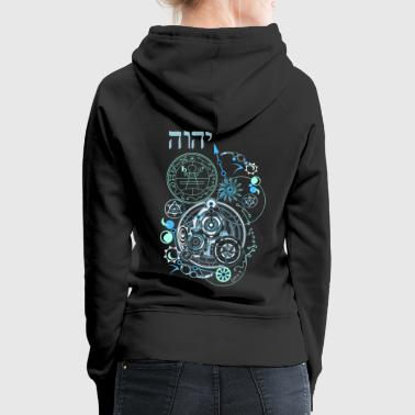 King Solomon's Clockwork Time Machine 44 - Women's Premium Hoodie