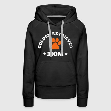 Golden Retriever Mom - Women's Premium Hoodie