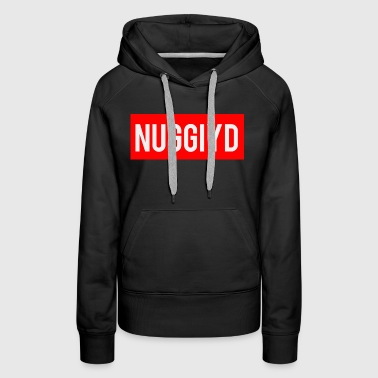 trendy nuggiyd cloth - Women's Premium Hoodie
