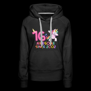 Unicorn Spirit Birthday Love - Women's Premium Hoodie
