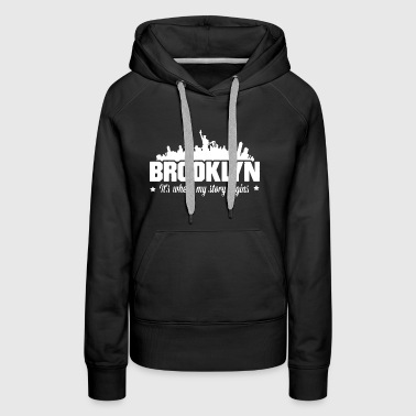 Brooklyn Shirts - Women's Premium Hoodie