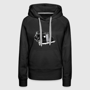 vehicle - Women's Premium Hoodie
