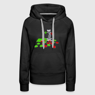 choosing the rigth piece - Women's Premium Hoodie