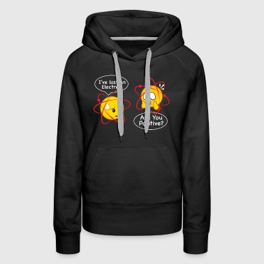 Electron Chemistry Teacher Class Science Lover - Women's Premium Hoodie