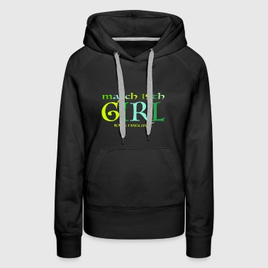 March 19th Girl - 100% Natural - Women's Premium Hoodie