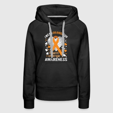 Agent Orange Awareness - Women's Premium Hoodie