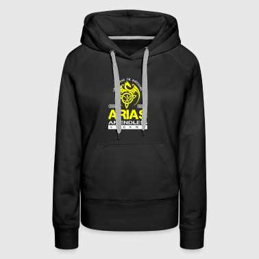 ARIAS An Endless Legend 9915 tshirt - Women's Premium Hoodie