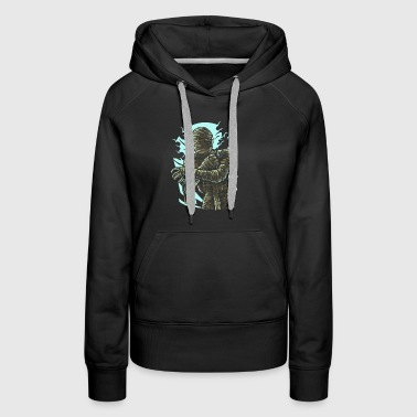 The Mummy - Women's Premium Hoodie