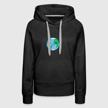 TSC Save the Planet - Women's Premium Hoodie